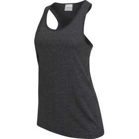 Peak Performance W's Track Tank Dark Grey Melange